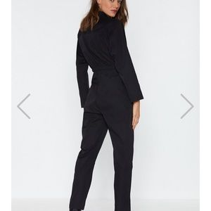 Nasty Gal Other - Nasty gal Work it jumpsuit